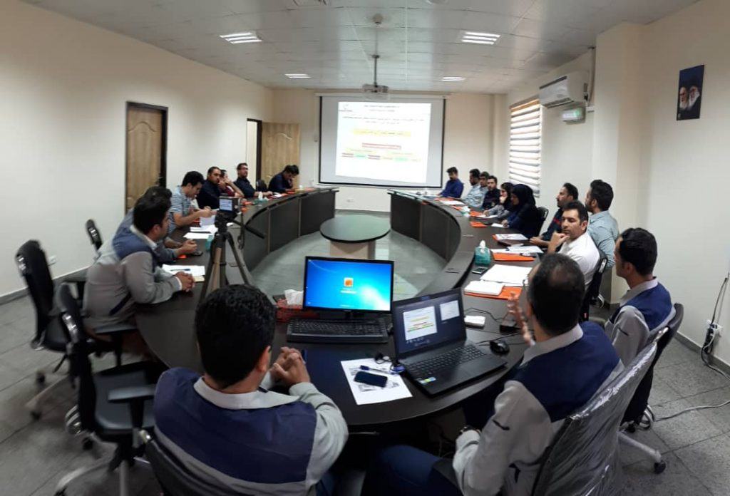O&M training courses of TIAC project were held in IslamAbad GTPP